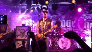 Black Stone Cherry - Lonely Train - LIVE in Belfast 24/10/2014 Mandela Hall