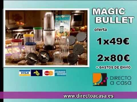 Magic Bullet Aparato De Cocina Multifuncin Youtube