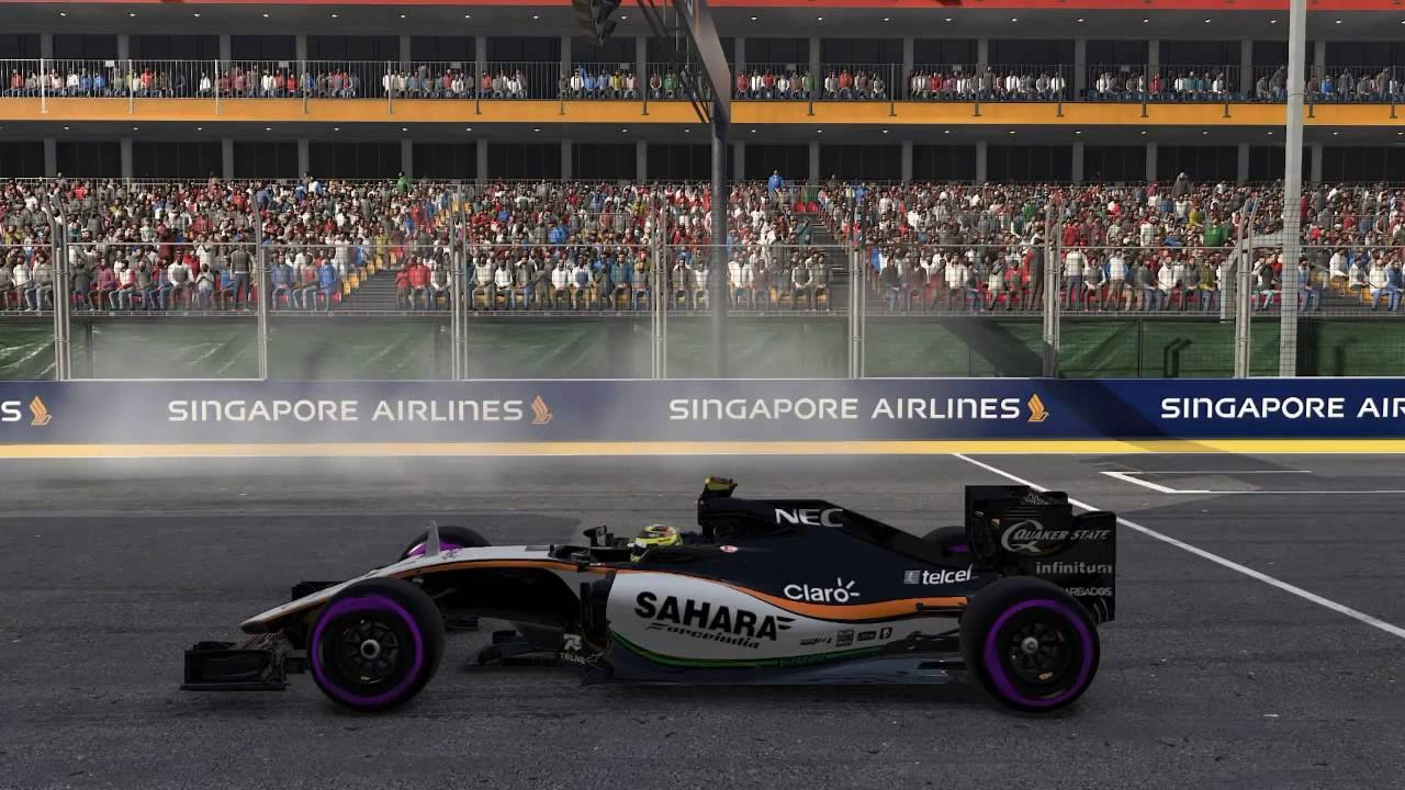 new car 2016 singaporeF1 2016Patch 150 All new car models  YouTube