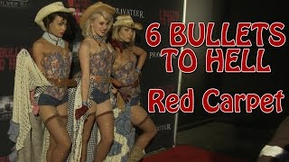 6 bullets to hell game release red carpet