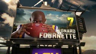 Leonard Fournette vs Mississippi St 2015