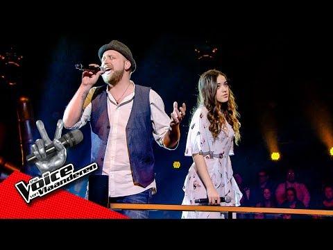 Tom en Ellen zingen 'Love Hurts'   The Battles   The Voice van Vlaanderen   VTM