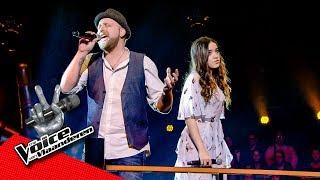 Tom en Ellen zingen 'Love Hurts' | The Battles | The Voice van Vlaanderen | VTM