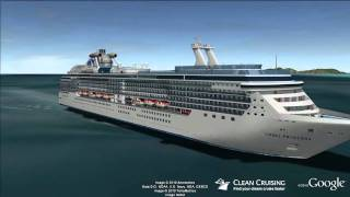 Coral Princess Virtual Ship Tour