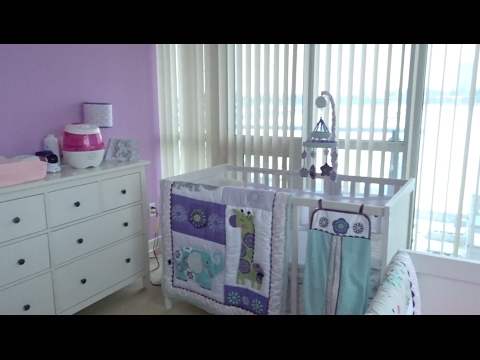 BABY ROOM TOUR | Walk Around Video