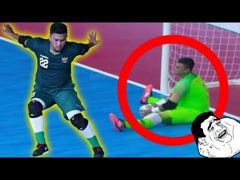 M Yusuf Ucup Inilah Kiper Cadangan Timnas Indonesia Di Piala Aff Futsal 2018 Best Save 2018 2019 Youtube