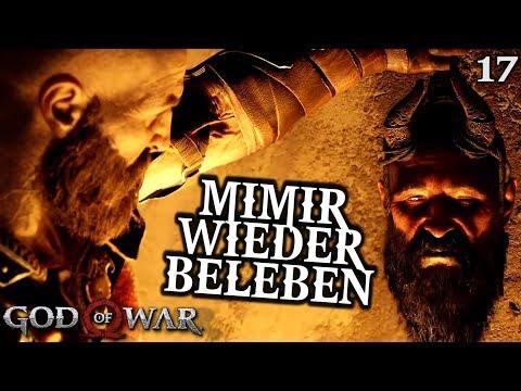 God of War 4 Gameplay German #17 ► Mimir wiederbeleben ◄ | PS4 | Let's Play Deutsch | 2018