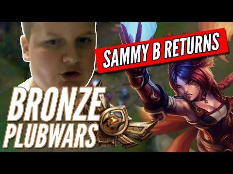 Return of SamB | Bronze 5 3 Fps God!
