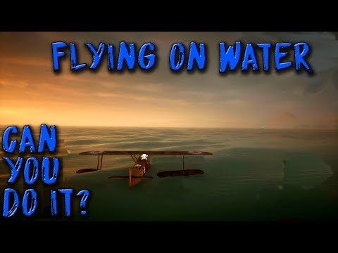 FLYING ON WATER!! BF1 Funny/Epic Moments