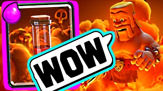 WOW! POISON IS BACK! - Clash Royale