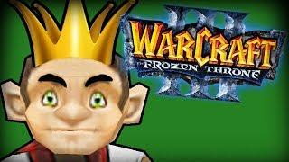 Как стать королём в warcraft 3?