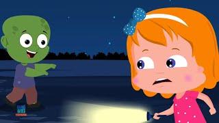 một ít zombie | Halloween cho trẻ em | nhac thieu nhi hay nhất | Videos for Kids | One Little Zombie