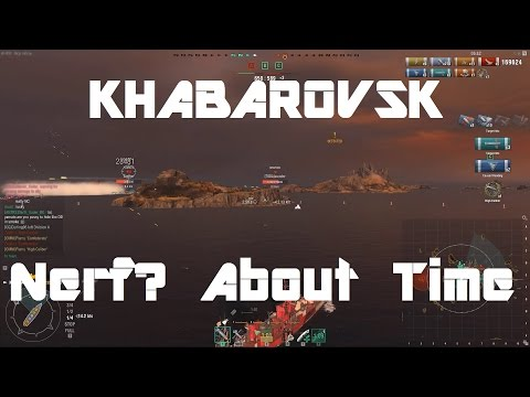 Khabarovsk Nerf & Other Patch Notes