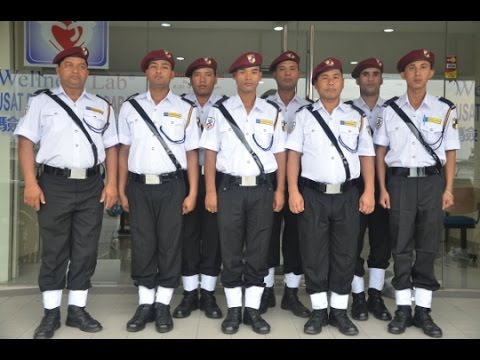 Security Guard Salary In Malaysia