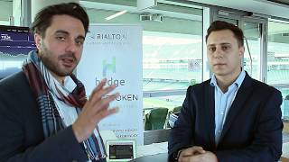 BEYOND ICO: THE PEOPLE BEHIND HEDGE TOKEN (For ITN)