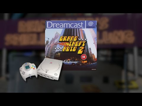 Gameplay : Grand Theft Auto 2 [Dreamcast]