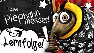 Anarchie Achim - Lernfolge: Den Piephahn messen!