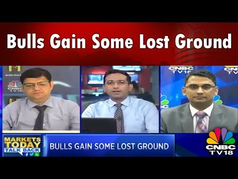 Bulls Gain Some Lost Ground | Nifty Rises for 6th Straight Day, Sensex Up 161 pts | Markets Today