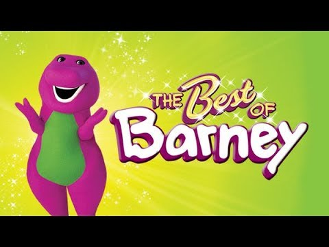 The Best Of Barney (2008)