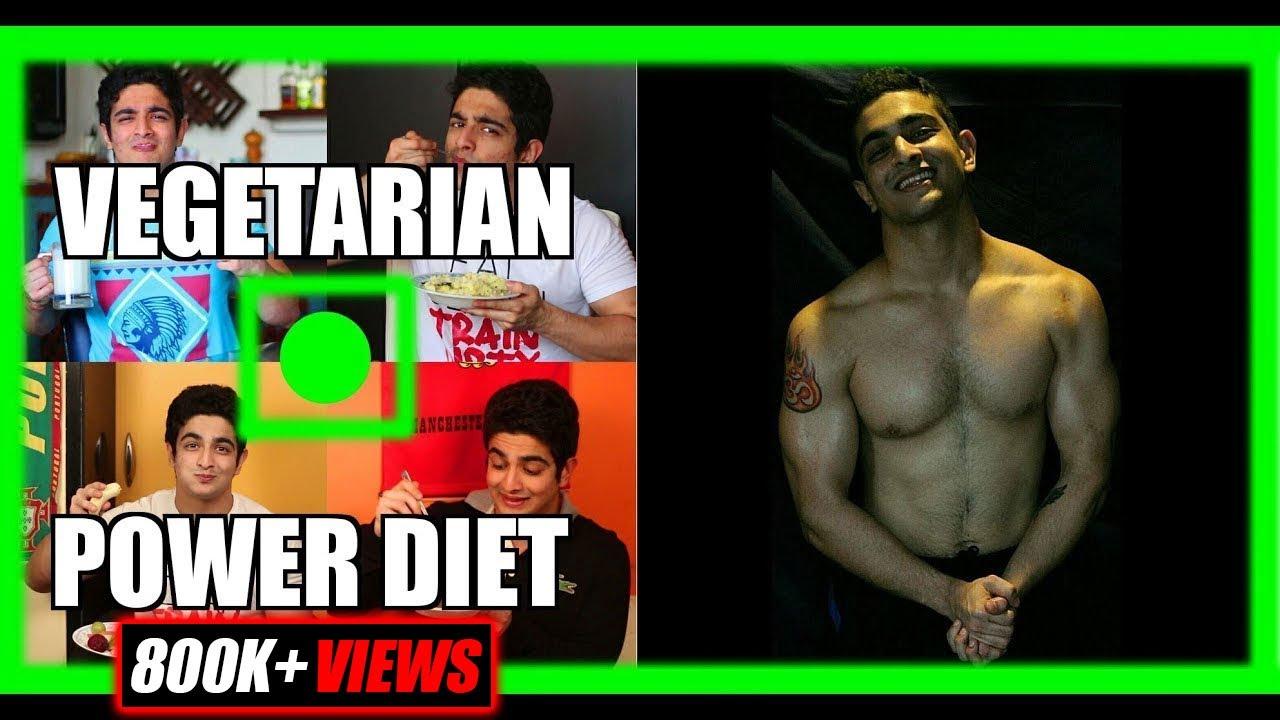 Vegetarian Diet Plan For Bodybuilding |BeerBiceps Fitness