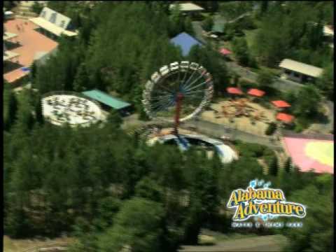 Alabama Adventure - Theme Park Review's 2009 Deep South Trip