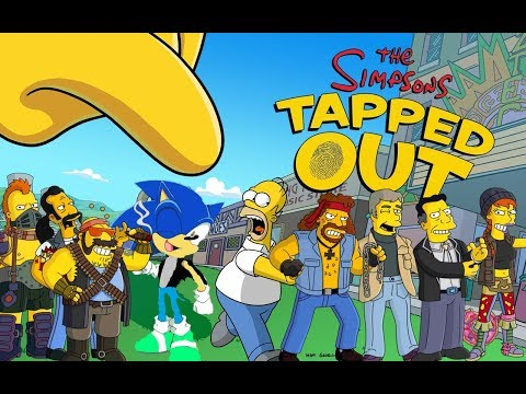 Lorcan the Hedgehog Let's Play: The Simpsons Tapped Part 212 (Homer vs 18th Amendment Part 1)