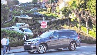 Mercedes на Самой Опасной Улице в Мире из GTA
