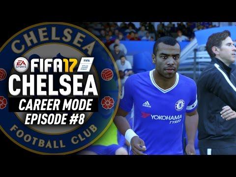 ASHLEY COLE RETURNS!!! FIFA 17 Chelsea Career Mode #8