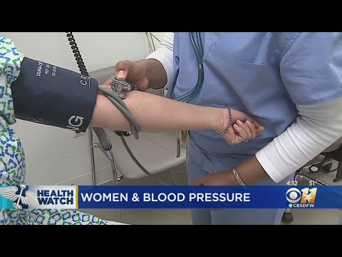 Health Watch: Women's Blood Pressure
