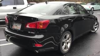 2009 Lexus IS 250/220d Range Videos