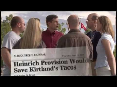 Case Study - Martin Heinrich 2010 Congressional Campaign