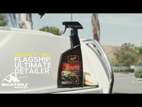 Three Basic Steps to Marine Care with Meguiars Products