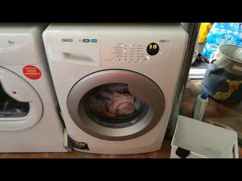 Zanussi Lindo 300 washing machine review