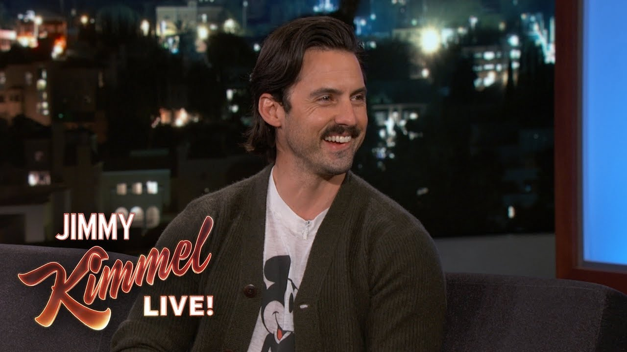 Milo Ventimiglia on Ellen's Birthday Party & Disneyland