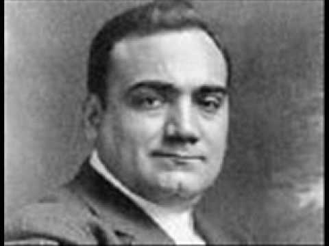 Mario Ancona & Enrico Caruso - Pearl Fishers Duet 1907