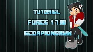 Como Instalar Forge Mod 1.7.10 Atualizado 2015 - 2016 Para Minecraft - Tutorial Completo