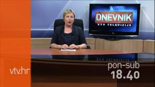 VTV Dnevnik najava 19. lipnja 2017.