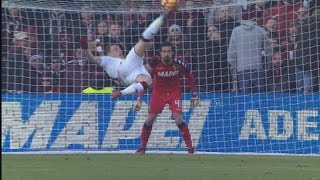 Video Gol Pertandingan Sassuolo vs Torino FC