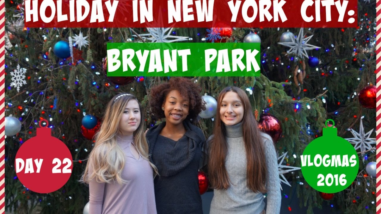 Head to Bryant Park for an all-you-can-eat ice cream festival!