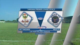 JKT TANZANIA 1-0 MBAO FC; HIGHLIGHTS & INTERVIEWS (TPL - 20/01/2019)