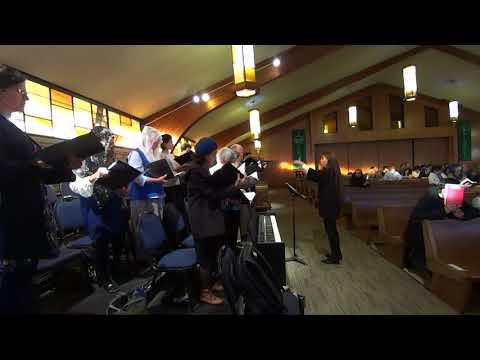 COSJ Choir sings Gregoriio Allegri's Adoremus in Aeternum