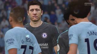 FIFA 18 Career Mode S01E29: FA Cup Quarterfinal Manchester City v Chelsea