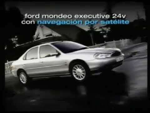anuncio ford mondeo 1999 youtube. Black Bedroom Furniture Sets. Home Design Ideas