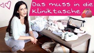 Kliniktasche packen für Geburt | Was muss ich in meine Kliniktasche packen und was nicht? | 4. Kind