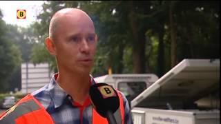 Speurhonden sporen kortsluiting op in Oosterhout