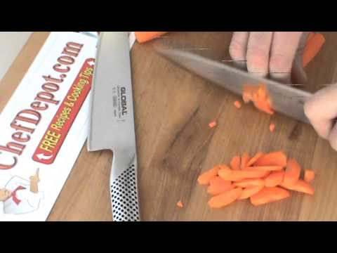 High Quality Knife Test - Chefs Knives