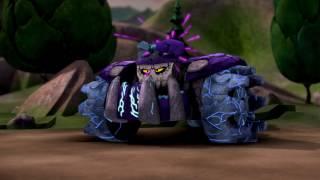 Три каменных брата– LEGO NEXO KNIGHTS - Глава 1