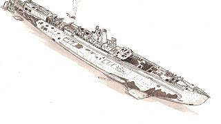 U-Boat Rubis (HD)