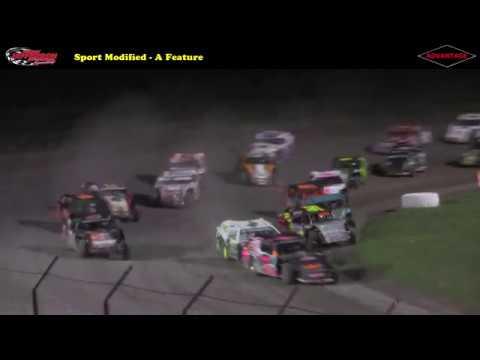$1,000 to WIN Sport Modified -- 8/12/17 -- Park Jefferson Speedway