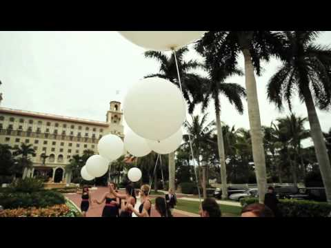 Weddings at The Breakers in Palm Beach, Florida